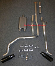 13 - 15 Toyota Tacoma Cat-back Dual Exhaust Side Exit - w/ FullBoar 2 Chamber