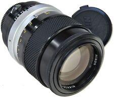 NIKON Pre-Ai 135mm 2.8 Nikkor-Q