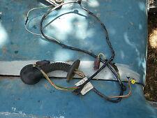 PEUGEOT 206 02-09 3 cablaggio porta sportello fili alzavetro elettric ORIGINALE