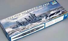 Trumpeter-USS New Orleans corazzata ca-32 1942 - 1:700 modello-KIT