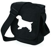 Springer Spaniel Bag Dog Walkers Bag Shoulder Bags Birthday Gift Springer Bag