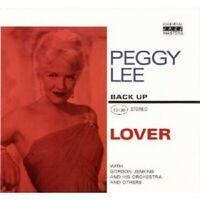 Lee,Peggy - Lover  CD Neuware