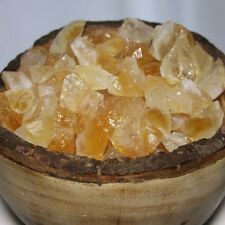 1000 Carat Quality Lots of Unsearched Natural Citrine Calcite Rough From Brazil