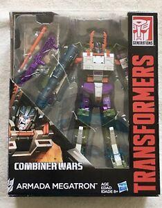 Transformers Combiner Wars ARMADA MEGATRON , Generations, U.S.A. SEALED!
