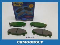 Tabletas Pastillas de Freno Delantero Front Brake Pad DAIHATSU Charade Gran