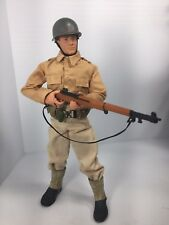 1/6 HASBRO US ARMY INFANTRYMAN FULL GEAR M1 GARAND WW2 BBI DID DRAGON 21