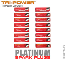 PLATINUM SPARK PLUGS - for Jeep Grand Cherokee 4WD 5.7L V8 WK (EZD Hemi) TPP