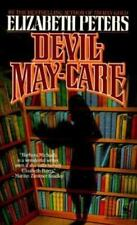 Devil-May-Care by Peters, Elizabeth