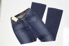Miss Sixty Denim Ultra Low Rise Flare Jeans for Women