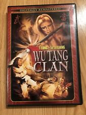 Wu Tang Clan (The Heroes) - Rare OOP Martial Arts Movie, Ti Lung, Chan Wai Man