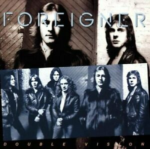 Foreigner + CD + Double vision (1978)