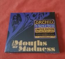 ORCHID - The Mouths Of Madness / Limited Edition inkl. Patch / NEU + OVP