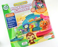 Leap Frog Learning Friends Play & Discover School Set, 2+ Years, Core Learning
