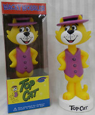 FUNKO TOP CAT HANNA BARBERA WACKY WOBBLER BOBBLE HEAD BOBBLEHEAD
