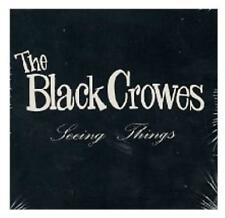 THE BLACK CROWES - Seeing Things - ORIGINAL RARE 1990 USA PROMOTIONAL CD-SEALED