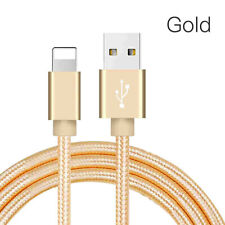 Braided Lightning USB Charger Data Sync Cable For iPhone 7 8 Plus X XR 11 3.3FT
