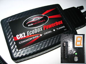 AU CR2 Common Rail Diesel Tuning Chip - Mazda B - 3, 5, 6, CX-5, CX-7 & MPV