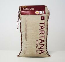 2 x 1 kg Bags of Authentic Spanish Tartana Brand BOMBA Rice