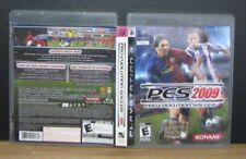 Videogiochi Pro Evolution Soccer da Anno di pubblicazione 2009