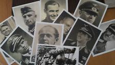 5 x Wehrmacht Portraitfoto