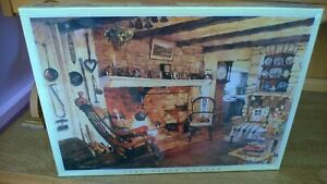 JR 2000 Piece Jigsaw Puzzle Country Cottage By David Elliott New & Sealed