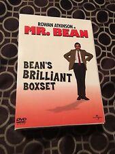 MR. BEAN, BEAN'S BRILLIANT BOX SET, DVD, 4-DISC SET, REGION 5
