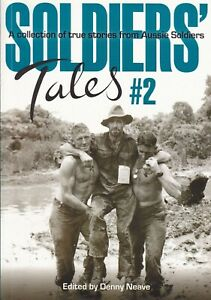 SOLDIERS' TALES #2 - TRUE STORIES FROM AUSSIE SOLDIERS - SC, NEW
