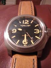 Lum-Tec M-56 Diver Watch