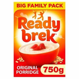 Ready Brek Smooth Porridge Oats Original 750g