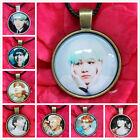 You Pick * Fashion Kpop BTS Bangtan Boys Silver Bronze Handmade Pendant Necklace
