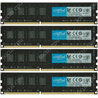 32GB KIT 4X8GB DDR3-1600Mhz Dell OptiPlex 9020 MT/SFF/USFF Desktop Memory Ram