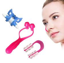 3PCS Nose Up Clip Bridge Lifting Shaping Shaper Clipper Straightening Beauty Set