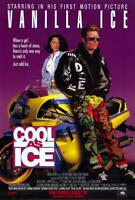 Cool As Ice Movie POSTER 11 x 17 Vanilla Ice, Kristin Minter,  B