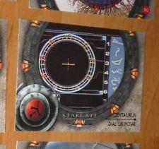 Stargate SG1 Season 4 Dial Us Home Chase Card D3 NM