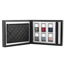 NAILS INC LONDON NAIL VARNISH SET WORTH OVER £90 COSMETIC BAG GIFT SET NAIL FILE