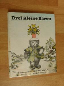 Drei kleine Bären - Margaret Wise Brown / Carlsen Verlag (1965)
