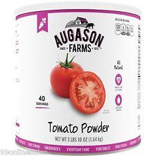 Augason Farms Dehydrated Tomato Powder Emergency Survival Camping Food Storage