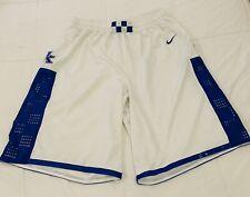 Men's Nike Authentic Team Kentucky Wildcats Basketball Shorts Size XXL!