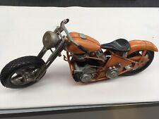 Hand Made Replica Harley Davidson Chopper Motorcycle