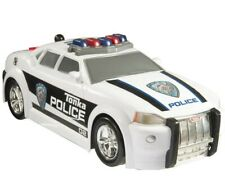 NEW Tonka Mighty Motorised Police Cruiser Car Siren & Lights Toy Diecast Vehicle