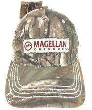 Magellan Hat Outdoor Cap RealTree Camouflage Fishing Mesh Baseball Trucker Camo