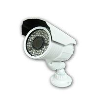 Telecamera alta risoluzione 700 tvl 110° gradangolare 20 metri LED 0 Lux 2.8-12