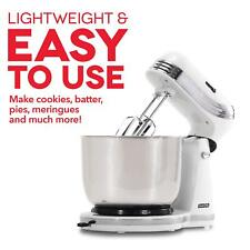 6 Speed Electric Stand Mixer With 3 Quart Stainless Steel Mixing Bowl New