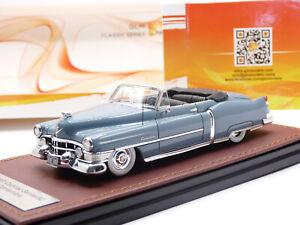 GLM 119101 1/43 1951 Cadillac 62 Convertible Resin Model Car