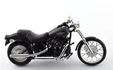 Maisto Modèle Réduit de Moto Harley Davidson 2008 FXSTB Night Train 1/18