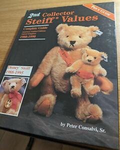 2nd Collector Steiff Values Peter Consalvi, Sr.