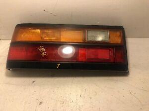 84-85 HONDA ACCORD SEDAN LEFT SIDE TAIL LIGHT LAMP LID MOUNTED OEM,166-58049