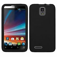 PointMobl 1709172 Snap-On Case for ZTE Engage LT - BLACK (IL/PL1-2770-1709172...