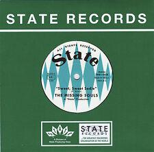 """THE MISSING SOULS Sweet Sweet Sadie vinyl 7"""" NEW garage soul Teardrops Us Four"""