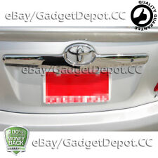 For 2007 2008 2009 2010 Toyota  Camry Chrome Rear Trunk Streamer